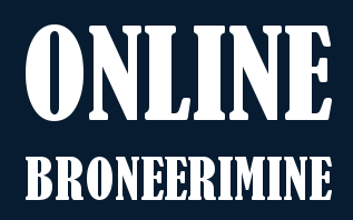 online broneerimine1